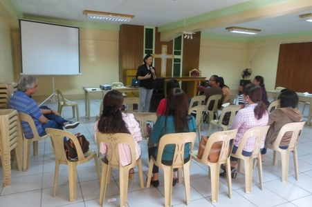 Light of jesus counseling center seminar
